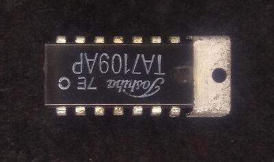 5PCS Encapsulation:DIP14,Manu:TOSHIBA TA7109AP NEW