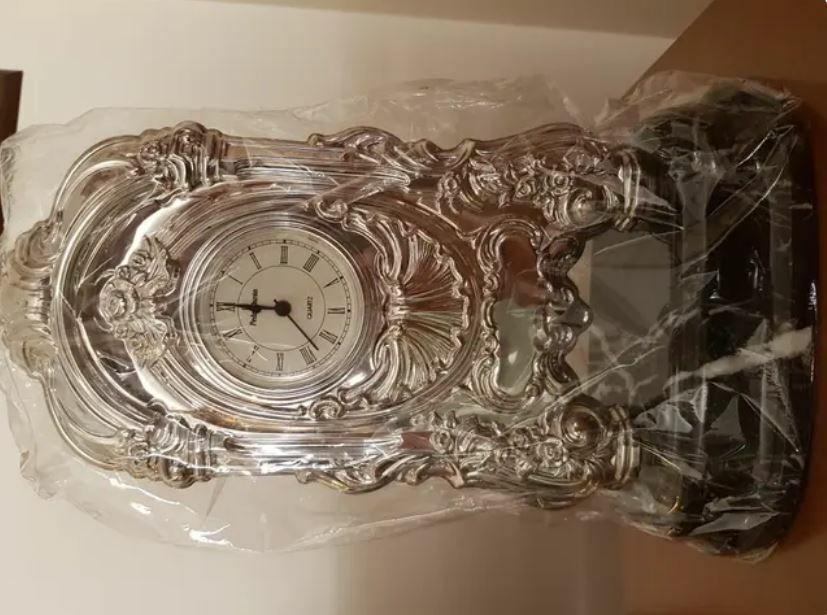 Reloj de plata Felipe II (Pedro Durán)