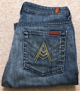 27 Zealand All 7 tascabili lavaggio Jeans Off For medio Mankind Registrati New a Pocket rqn5wOr7W