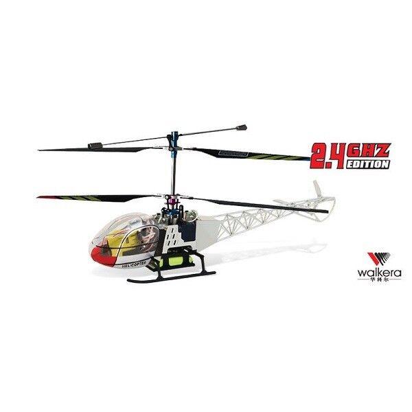 WALKERA Dragonfly 5 4 ELICOTTERO HELI Elicottero Drone lama RC h54