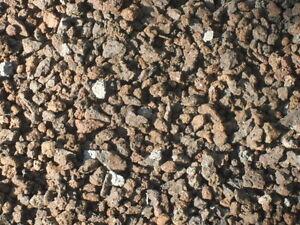 12,5 kg (0,956 €/kg) roter Lavamulch 2-8 mm Lava Mulch Rindenmulch Lavagranulat