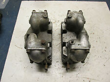 ROYAL ENFIELD METEOR INDIA  ENGINE CYLINDER HEADS PRE UNIT # T7 1242       E1