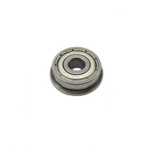 10PCS F693ZZ 3*8*4mm Miniature Deep Groove Ball Flanged Cup Bearings Nice M/&R