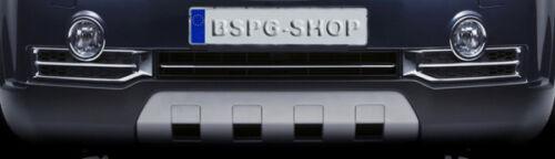 Zubehör für Chevrolet Captiva 2006-2010 Frontluftung Chrom Blenden Grill Tuning