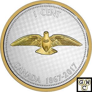 2017-039-Dove-Alex-Colville-Designs-Big-Coin-Series-039-Prf-1ct-Silver-Coin-9999-18207