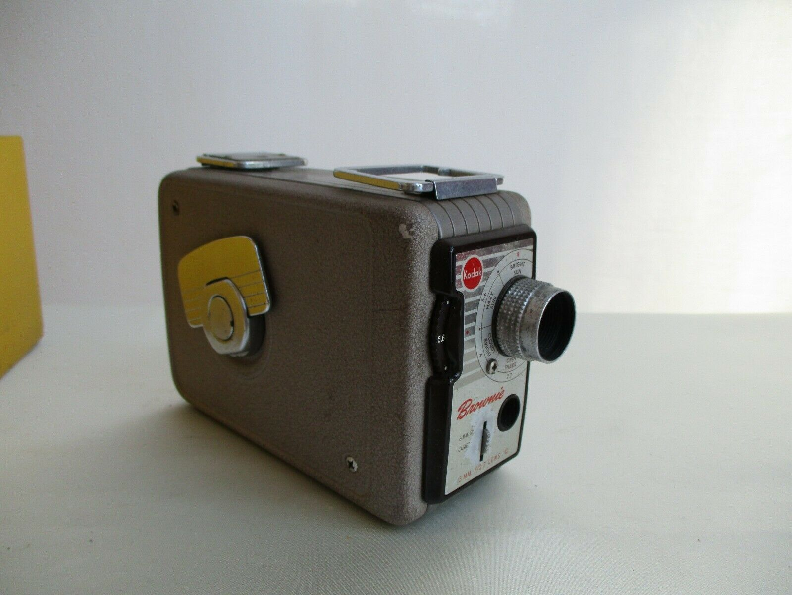 8Mm Vintage Camera vintage kodak brownie movie camera model 2 no. 78 8mm with box