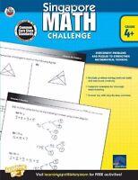 Singapore Math Challenge, Grades 4 - 6