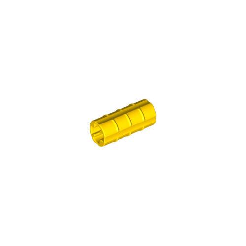 6538b AXLE CONNECTOR 2L RIDGED W// X HOLE X ORIENTATION NEW BESTPRICE LEGO