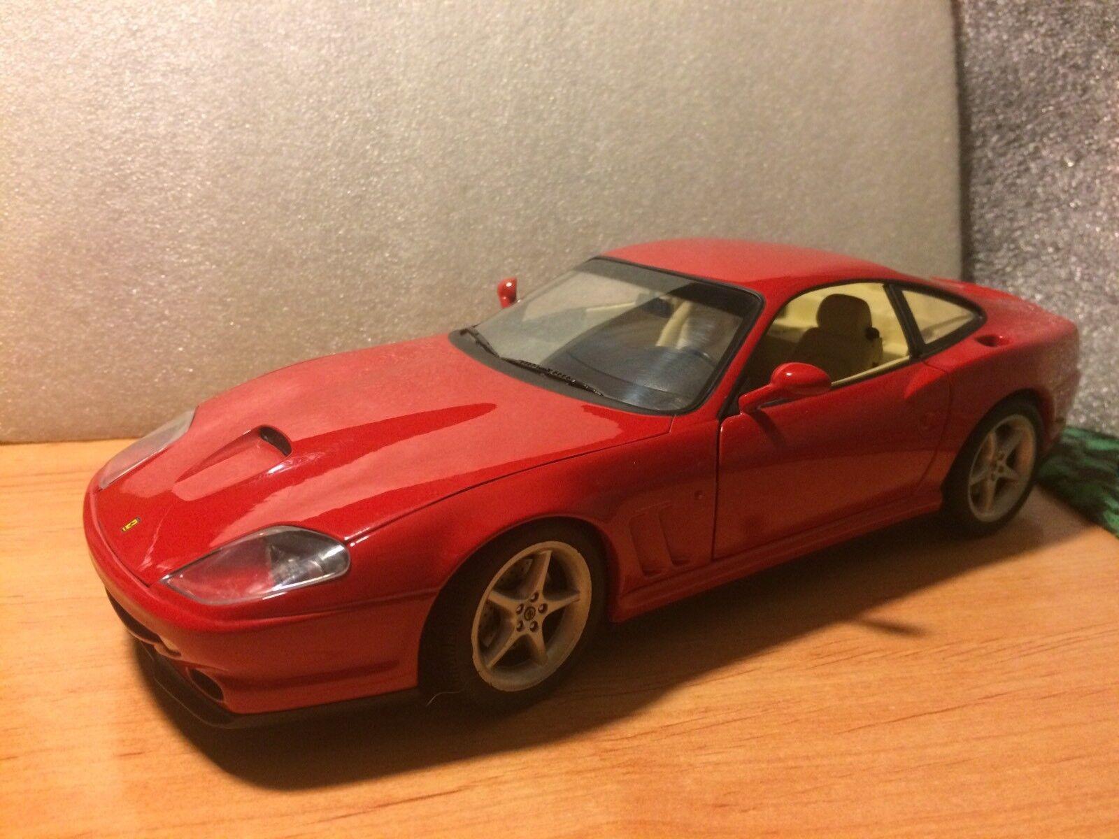 Ferrari 550 1996 Ut Models 1 18 Maqueta Coche