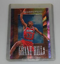 1995-96 Hoops Grant Hill Co-Rookie of the Year 94-95