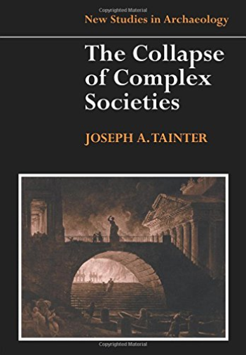 Tainter Joseph-Collapse Of Complex Societies (US IMPORT) BOOK NEW