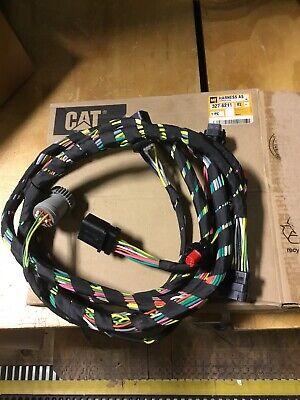 CATERPILLAR CAT D3K, D4K, D5K DOZER GRADE CONTROL WIRE HARNESS ASSEMBLY  327-6211   eBayeBay