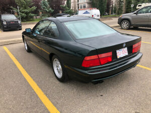 REDUCED 1991 BMW 850i Only 79k kms RARE Condition No Accidents!