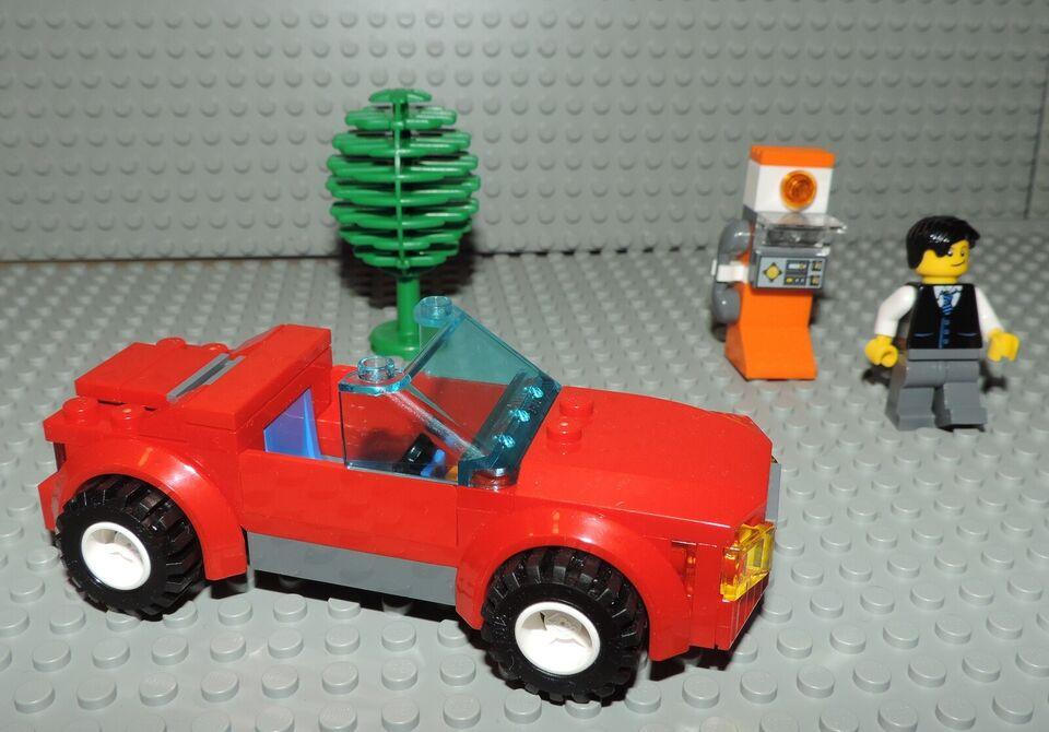Lego City, 8402 Sports Car