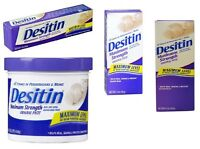 Desitin Maximum Max Strength Original Paste For Diaper Rash - 1, 2, 4, Or 16 Oz