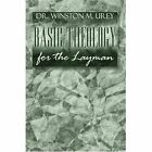Basic Theology for The Layman 9781424180790 by Winston M. Urey Paperback