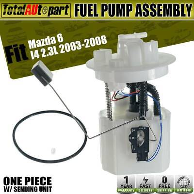 GMB Fuel Pump Module 545-2040 For Mazda 6 2003-2008 Federal Emissions Only