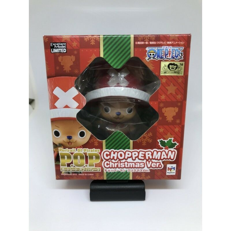 MEGAHOUSE ONE PIECE POP P.O.P PORTRAIT OF PIRATES NEO-EX Chopperman Christmas PR