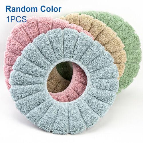 1PCS Washable Toilet Seat Cover Winter Bathroom Warm Cover Pad Mat Cushion