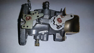 Tecumseh Diaphragm Carburetor Carb Flat Gov Link S200 Snowblower