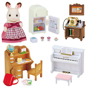 sylvanian families classic furniture set for cosy cottage cosy cottage furniture set sylvanian families Cosy House