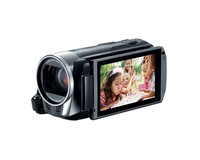 Canon Vixia HF R300 Full HD Flash Memory Video Camcorder