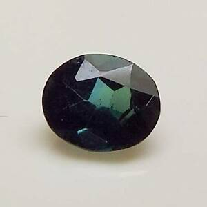 .66 CT OVAL SHAPED LOOSE FACETED NATURAL BLUE INDICOLITE TOURMALINE (IND5-37)