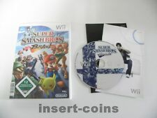 Super Smash Bros. Brawl   -   Nintendo Wii / Wii U / Pal / 40/14