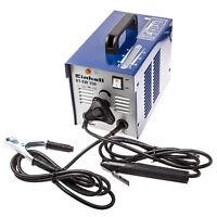 Einhell Bt-ew 150 Stab Elektroden Schweißgerät 230v Mobiles Elektro Schweissen