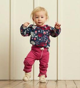 NWT-Hatley-Floral-Long-Sleeve-Tee-amp-Legging-Set