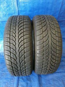 Pneus-hiver-Bridgestone-Blizzak-LM-32-225-55-r17-97-H-DOT-1414-Runflat-7-5-mm