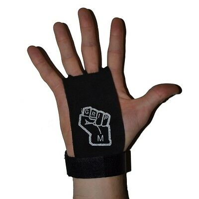 New iGRIP crossfit / gymnastics hand grip guard /palm protectors / leather glove