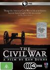 The Civil War - A Film By Ken Burns (DVD, 2011, 4-Disc Set)