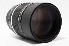 Nikon AF DC NIKKOR 135mm f/2 Lens