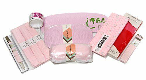 Kimono Kitsuke 11 Obi Magic Belt Makura Dressing Accessories Set japan