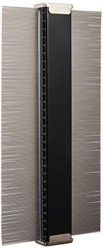Houseware SHINWA 300mm measurement moulage gauge ruler form contour model 77971