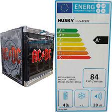 HUSKY Kühlschrank AC/DC Design HUS-CC202 Cool ICE CUBE Mini Bar Würfel EEK A+