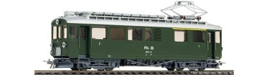 Bemo 1268121 Electric Railcar Abe 4 4 31 RhB Bernina Railway Ep. VI H0m NEW & OVP