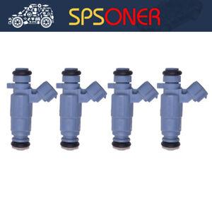4pcs 35310-38010 Fuel Injector Fit 03-06 Hyundai Santa Fe Kia Sorento 3.5l