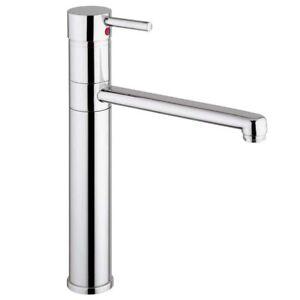 Hohe Niederdruckarmatur Einhebel Küchenarmatur Spültischarmatur Wasserhahn