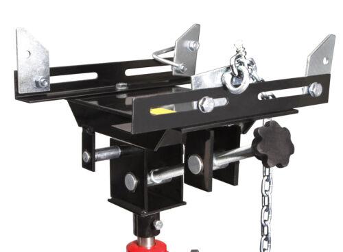 Adapter für Getriebeheber 500 Kg Positionierer Kette