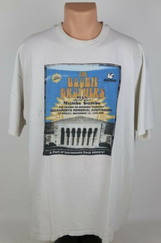 Vintage Doobie Brothers & Mumbo Gumbo 1996 Sacrame