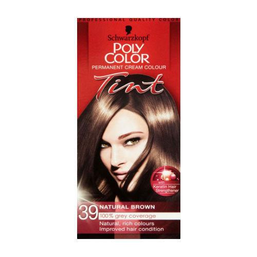 Schwarzkopf X3 Poly Color Tint 39 Natural Light Brown for sale online  af4e146374