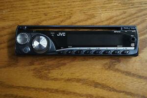 jvc kd s15 faceplate ebay rh ebay com User Manual JVC KD- G320 JVC Car Stereo User Manual
