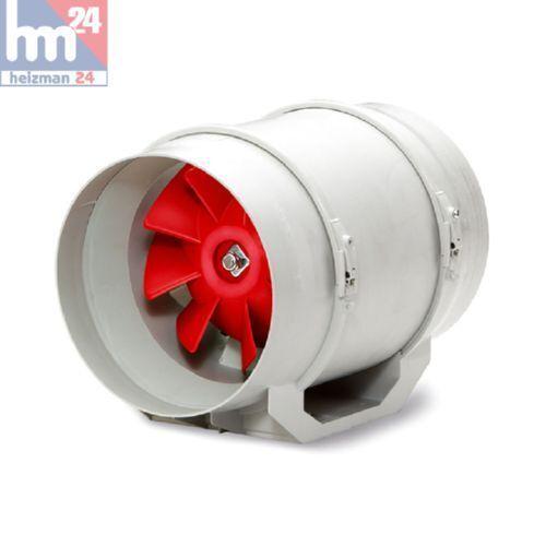 Helios Multivent Ventilateur à Tuyau Mv 125 Orientable 6052
