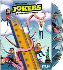 Impractical Jokers: The Complete Fifth Season (DVD, 2017, 4-Disc Set)