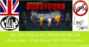 Infectonator- Survivants Clé Steam aucun VPN region free Vendeur Britannique-afficher le titre d`origine PJHjeGeA-08153615-165073676