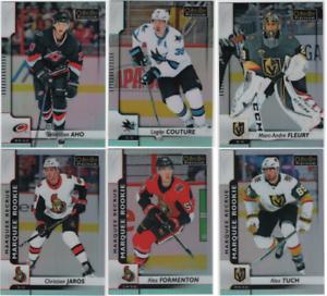 2017-18-O-Pee-Chee-Platinum-Hockey-Rainbow-Parallels-Choose-Card-039-s-1-200