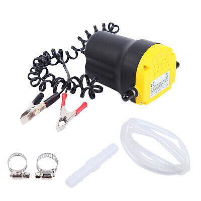 12V//5A Engine Oil Extractor Electric Transfer Scavenge Suction Pump EFD-US SHIP