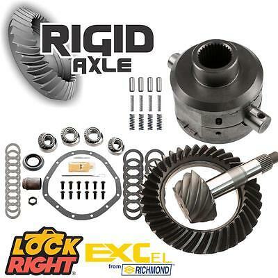 YG GM12T-411T High Performance Ring and Pinion Gear Set for GM 12-Bolt Truck Differential Yukon